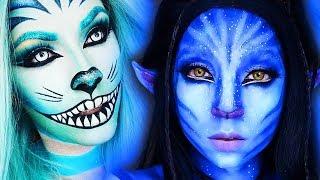 Download TOP 15 DIY Halloween Makeup IDEAS + VENOM DIY Costume 2018 Video