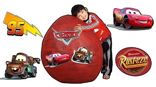 Download Disney Cars Giant Toys Surprise Egg Cars 3 Trailer Inspired Video