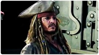 Download Pirates of the Caribbean 5 ″Jack's Bad Luck″ Movie Clip + Trailers (2017) - Dead Men Tell No Tales Video