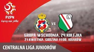 Download CLJ: Wisła Kraków - Legia Warszawa Video