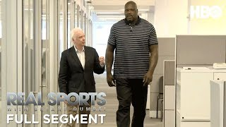 Download Shaquille O'Neal: The Biggest Man in Advertising (Full Segment) | Real Sports w/ Bryant Gumbel | HBO Video