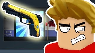 Download ROBLOX   BEST LUCKIEST CASE OPENING EVER? - Murder Mystery with JeromeASF Video