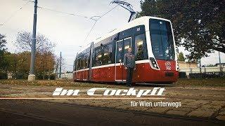 Download Im Cockpit: Flexity - Neue Straßenbahn der Wiener Linien Video