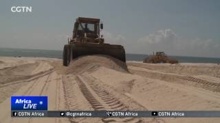 Download Local businessmen in Somalia investing in the tourism sector as security improves Video
