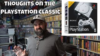 Download My Thoughts on the PlayStation Classic Video