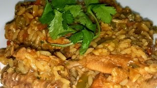 Download Trinidadian Chicken Pelau Video