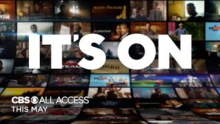 Download This May on CBS All Access Video
