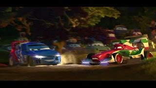 Download Cars 2 all WRC Car scenes in Movie Citroën C4 Video
