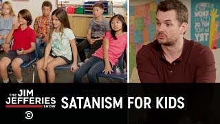 Download Recruiting Tomorrow's Satanists - The Jim Jefferies Show Video