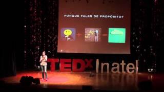 Download À propósito, vamos falar de propósito | Milena Brentan | TEDxInatel Video