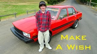 Download Make-A-Wish with Mighty Car Mods Video