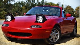 Download NA Mazda MX-5 Miata: The Best Car Under $5000 Video