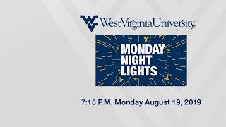 Download MONDAY NIGHT LIGHTS AT WVU Video