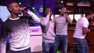 Download Broederliefde swingt met grote hit 'Jungle' - RTL LATE NIGHT Video