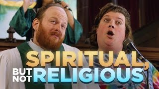 "Download The Church For People Who Are ""Spiritual, But Not Religious"" Video"