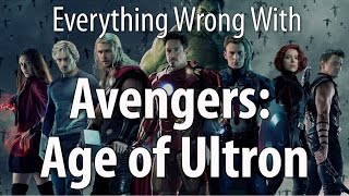 Download Everything Wrong With Avengers: Age of Ultron Video