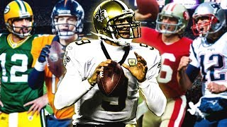 Download 8 Reasons Why Drew Brees May Be the REAL GOAT Video
