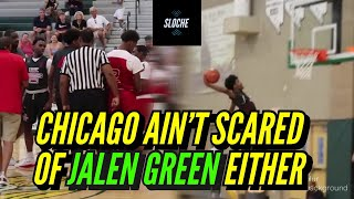 Download Team Rose Goes At 5 Star Jalen Green | Chicago Ain't Scared of NOBODY Pt. 2!! Video