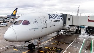 Download [Tripreport] Air France 787-9 Dreamliner • Paris CDG - London Heathrow • Economy Class (Full HD!) Video