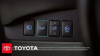 Download The Toyota Mirai l H20 Release Button | Toyota Video