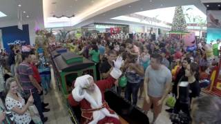Download Chegada Papai Noel Londrina Norte Shopping 2014 Video