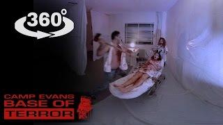 Download 360° HORROR: Camp Evans Base of Terror Video