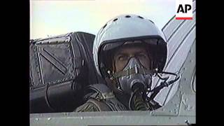 Download Russia - US pilots fly Russian Migs Video