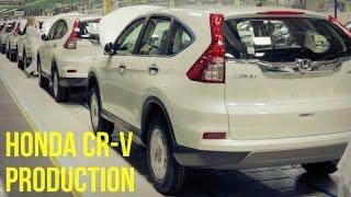 Download Honda CR-V Production Video