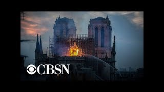 Download Art historian on Paris' iconic Notre Dame Cathedral Video