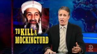 Download Jon Stewart on Osama Bin Laden killing in Pakistan Video