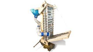 Download Marble Conveyer Belt 2.0 - Marble Machine X #61 Video