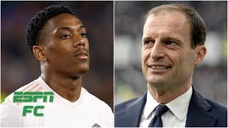 Download Anthony Martial leaving Man United? A shock exit for Allegri at Juventus?   Transfer Rater Video