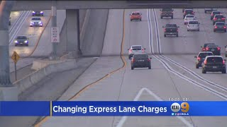 Download LA County Supervisor Wants To 'Decriminalize' Express Lanes Video
