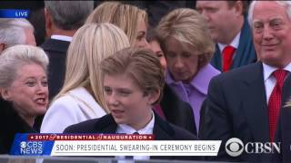 Download The Presidential Inauguration on CBSN Video