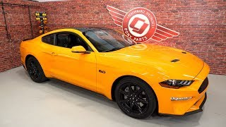 Download 2018 Mustang GT 10-Speed Automatic: CJ's New Project ″Cheese Whiz″ Intro Video