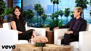 Download All interviews about Justin and Selena on Ellen Show Video