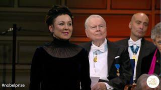 Download 2019 Nobel Prize Award Ceremony Video