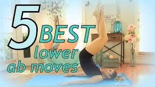 Download 5 Best Exercises to Flatten your Lower Belly Video