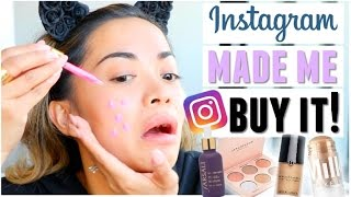 Download INSTAGRAM MADE ME BUY IT! Was It Worth The Hype? Video