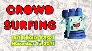 Download Crowd Surfing - November 15, 2017 (The Big Dogs) Video