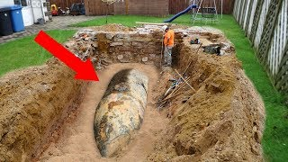 Download STRANGEST Things People Found In Their Backyard! Video