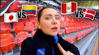 Download Aquí jugará PERU vs DINAMARCA ★ SARANSK Mundial Rusia 2018 Video