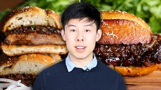 Download How To Make Alvin's Giant BBQ Rib Sandwich • Tasty Video