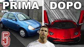 Download 5 Auto DI CALCIATORI Prima e Dopo Video
