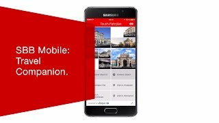 Download SBB Mobile: Travel Companion. Video