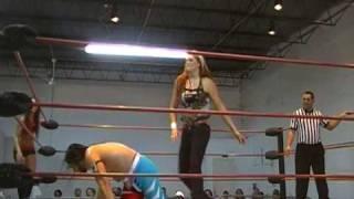 Download Romeo Razel Quevedo & Santana G vs. Isis the Amazon & Jessica Haze CCW BSU 2-6-10 Video