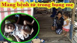 Download Xót xa hoàn cảnh gia đình ở xóm ghe nghèo có con sơ sinh bị bệnh hiểm nghèo - Guufood Video