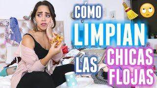 Download 10 FORMAS DE LIMPIAR TU CUARTO SIN MORIR EN EL INTENTO! (CHICAS DESORDENADAS) | What The Chic Video