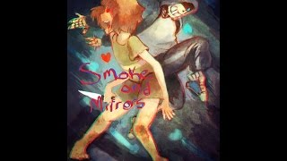 Download Chara x Sans - Smoke And Mirrors ~Requested By: Chara Xoxo~ Video