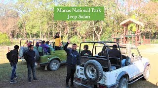 Download Jeep Safari At Manas National Park (Day Two) Video
